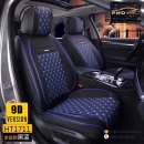 Áo ghế ô tô 9D