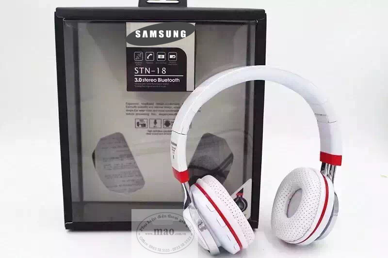 Headphone bluetooth Samsung
