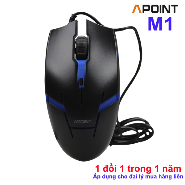 chuot quang apoint m1