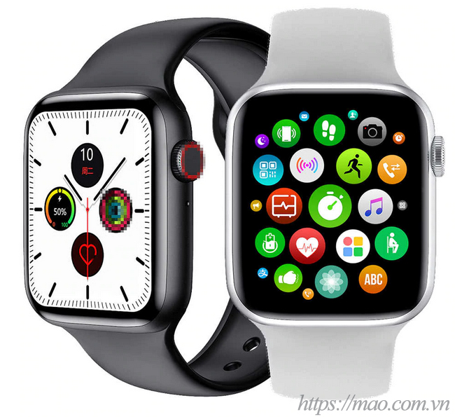 Smart watch w6 tràn viền