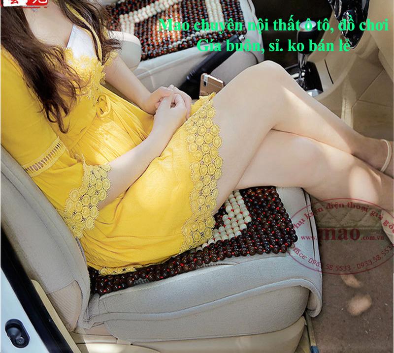 bán buôn áo ghế ô tô